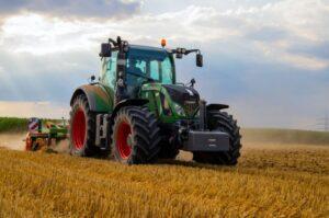 Landwirtschaftliche Arbeit